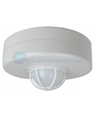 Sensor De Movimiento Para Encender La Luz 360º Con Rejilla