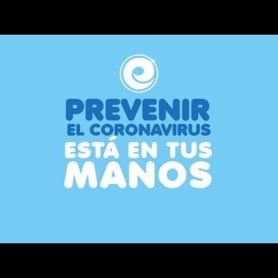 Medidas de protección básicas contra el nuevo coronavirus. ¡Esta en tus manos!